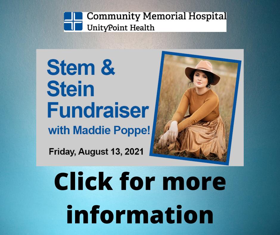 Stem & Stein Fundraiser